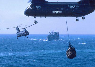 H-46's at sea copy