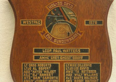 HSL-35 Det 9 1978