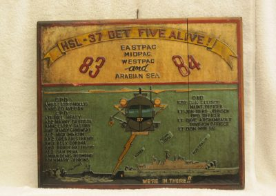 HSL-37 Det 5 Five Alive 1983-84 #1074