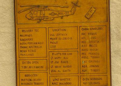 HSL-37 Det 7 7Dec1988- 23May1989
