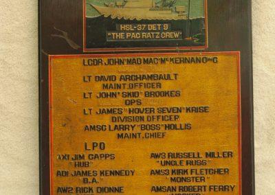 HSL-37 Det 9 1985