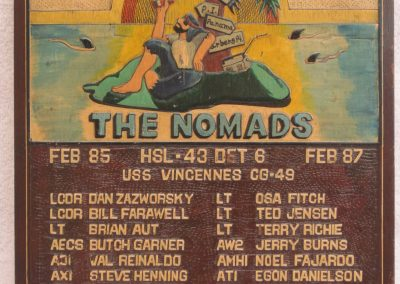 HSL-43 Det 6 The Nomads Feb 1987