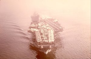 Orderly Original Vintage Photo Gemini Astronaut Aboard Uss Wasp Selling Well All Over The World Exploration Missions