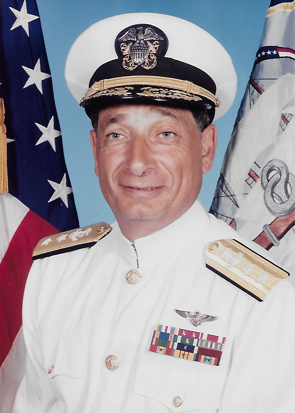 REAR ADMIRAL ANDREW A GRANUZZO USN RET BIOGRAPHY