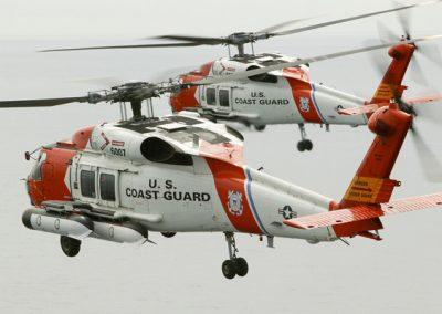 HH-60J Formation Sitka