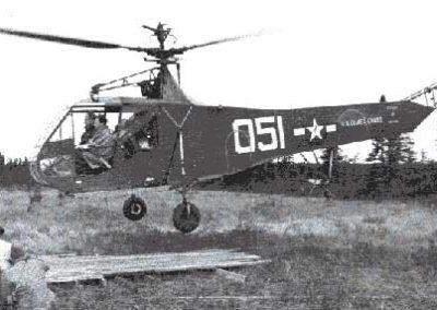 HNS-1 (R4) Sabena rescue