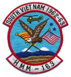 HMM163VIETNAM1962-63
