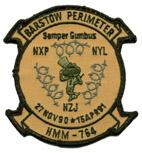 HMM764BARSTOWPERIMETER