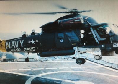 HSL-33 helo
