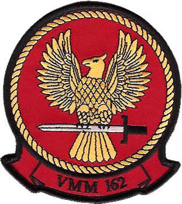 vmm-162 logo