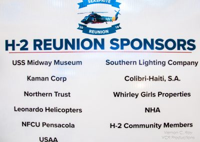 H-2 Seasprite Reunion at the NNAM in Pensacola, FL