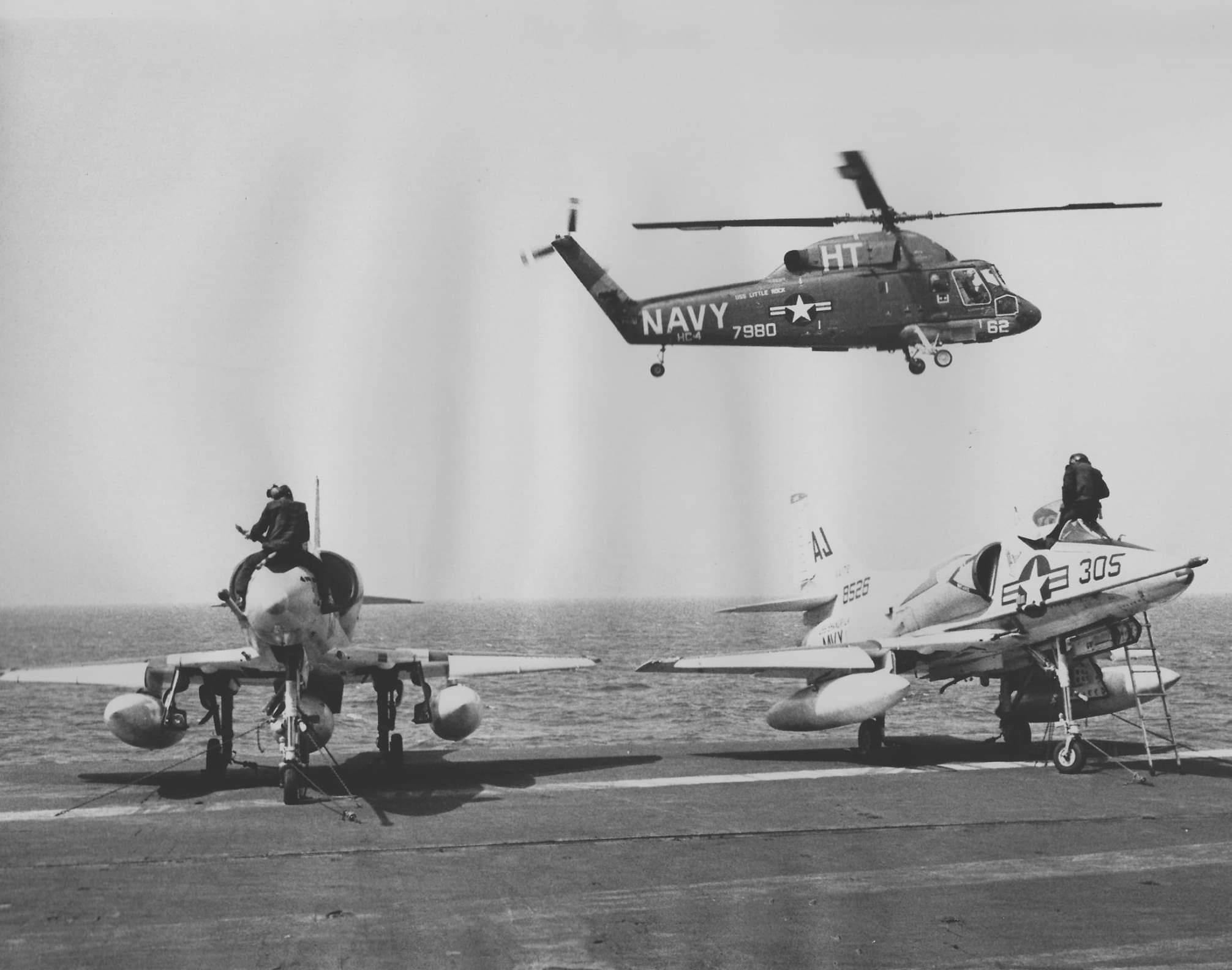 HC-4 Det 47 SH-2A Scooter 62