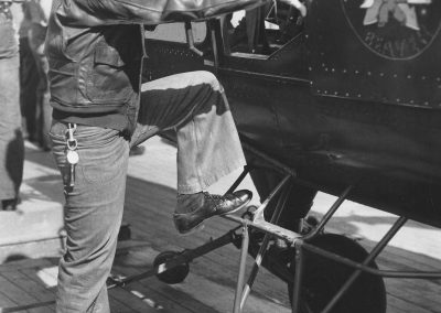 Helicopter pilot #750, AD1/AP William N. Longley,
