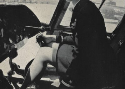 Joellen Drag, First Navy Female Helicopter Pilot