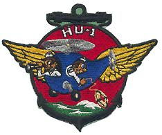 HU Squadron Patches