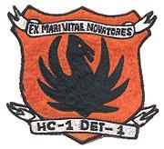 HC Squadron Patches