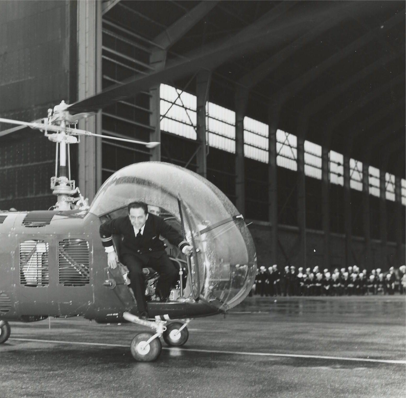 LT Joe Rullo (helicopter pilot #17),
